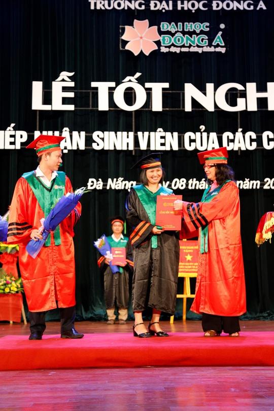 Đại học Đông Á: Tiếp nhận sinh viên làm việc tại Nhật ngay trong lễ tốt nghiệp - Ảnh 1.