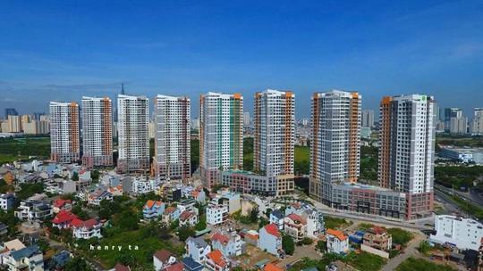 Chung cư ở TP HCM tăng giá - Ảnh 1.