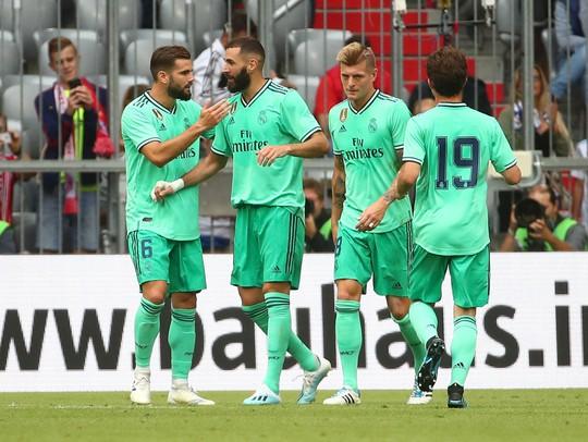 Ghi bàn khủng tại La Liga, Benzema vẫn bít cửa về tuyển Pháp - Ảnh 1.