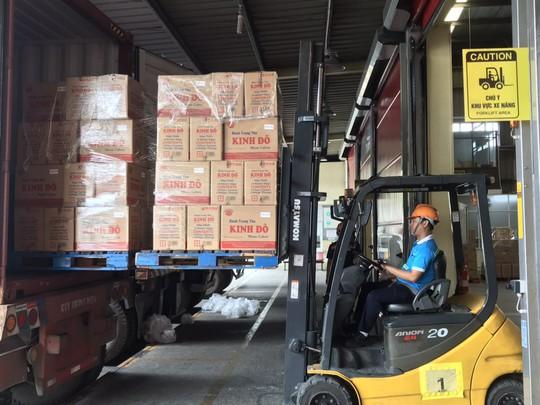 Năm thứ 11 liên tiếp, bánh trung thu Kinh Đô xuất khẩu sang Mỹ - Ảnh 1.