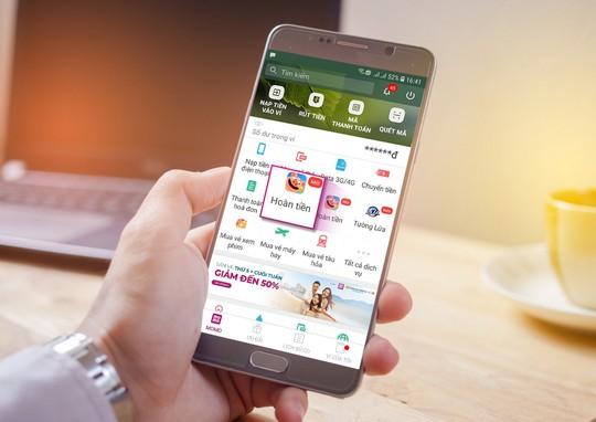 """Ứng dụng thanh toán MoMo: Ví điện tử """"quốc dân"""" thân thiện với người dùng - Ảnh 1."""