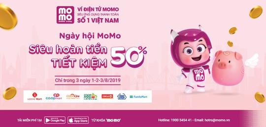 """Ứng dụng thanh toán MoMo: Ví điện tử """"quốc dân"""" thân thiện với người dùng - Ảnh 2."""