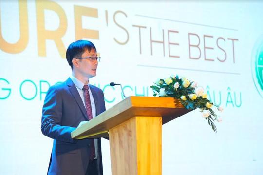 Sữa công thức trẻ em Organic chuẩn châu Âu tại Việt Nam - Vinamilk khẳng định đẳng cấp mới của chất lượng - Ảnh 1.