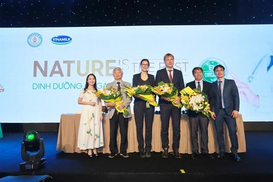 Sữa công thức trẻ em Organic chuẩn châu Âu tại Việt Nam - Vinamilk khẳng định đẳng cấp mới của chất lượng - Ảnh 3.