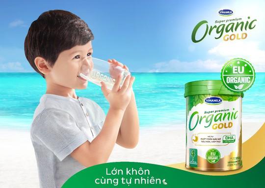 Sữa công thức trẻ em Organic chuẩn châu Âu tại Việt Nam - Vinamilk khẳng định đẳng cấp mới của chất lượng - Ảnh 5.