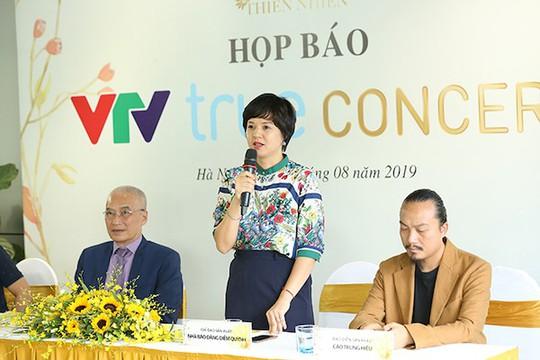 Phương Thanh, Thanh Lam và câu chuyện lãng mạn của VTV True Concert - Ảnh 3.