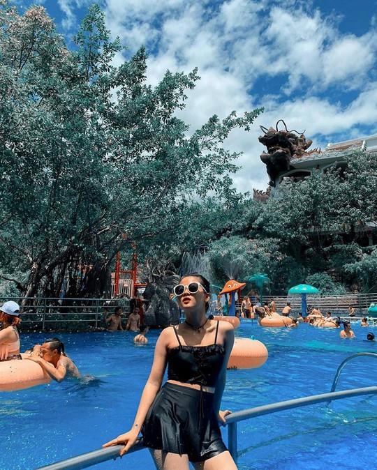 Tắm tiên thả ga tại suối khoáng nóng đẹp quên lối về ở Đà Nẵng - Ảnh 7.