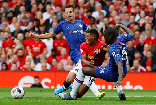 Phản công siêu đỉnh, Man United hạ nhục Chelsea ở Old Trafford - Ảnh 3.