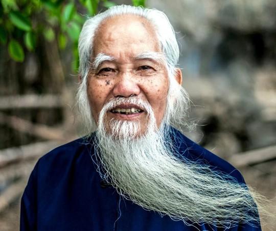 Ảnh lão ông Việt Nam vào chung kết cuộc thi ảnh lớn nhất thế giới - Ảnh 1.