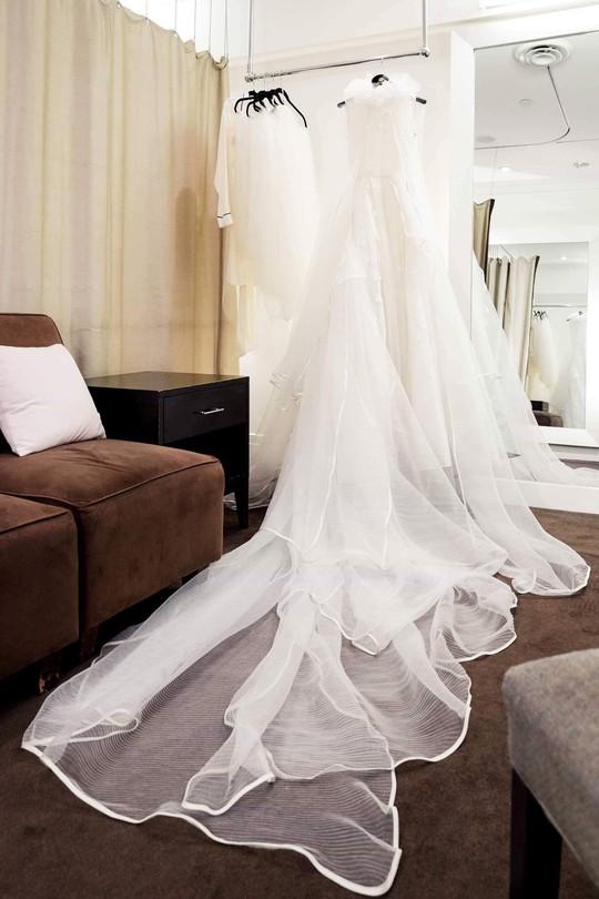 PHUONG MY Bridal liên tiếp ra mắt ấn tượng tại New York và London - Ảnh 2.
