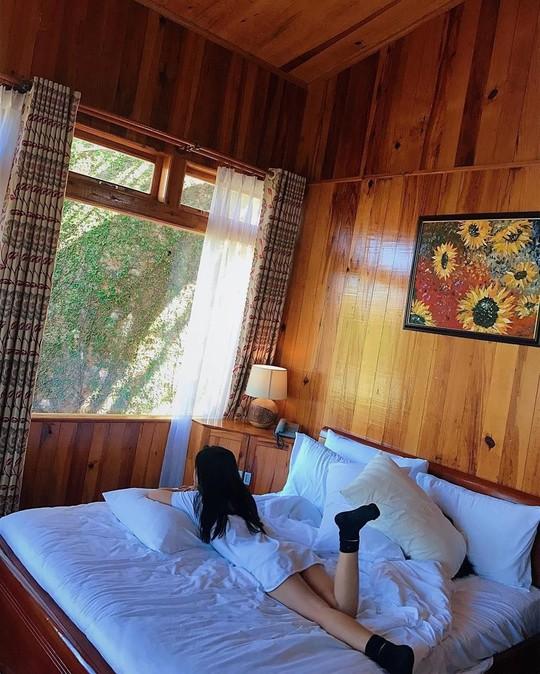 Khách sạn bong bóng trong suốt đẹp tựa Bali vừa xuất hiện ở Đà Lạt - Ảnh 13.