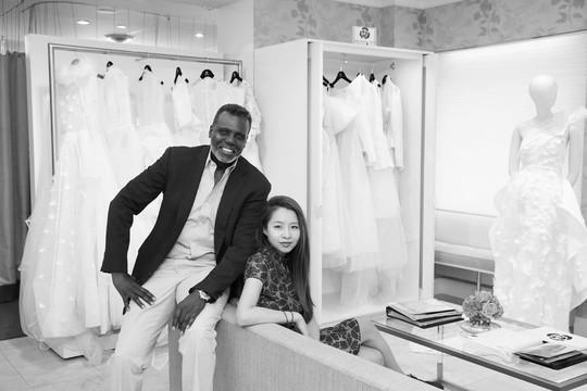 PHUONG MY Bridal liên tiếp ra mắt ấn tượng tại New York và London - Ảnh 4.