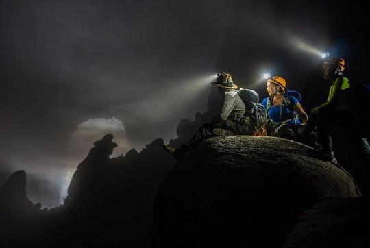 Thám hiểm Sơn Đoòng vào top các cuộc phiêu lưu vĩ đại thế giới - Ảnh 5.