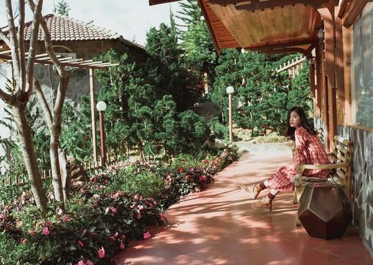 Khách sạn bong bóng trong suốt đẹp tựa Bali vừa xuất hiện ở Đà Lạt - Ảnh 8.