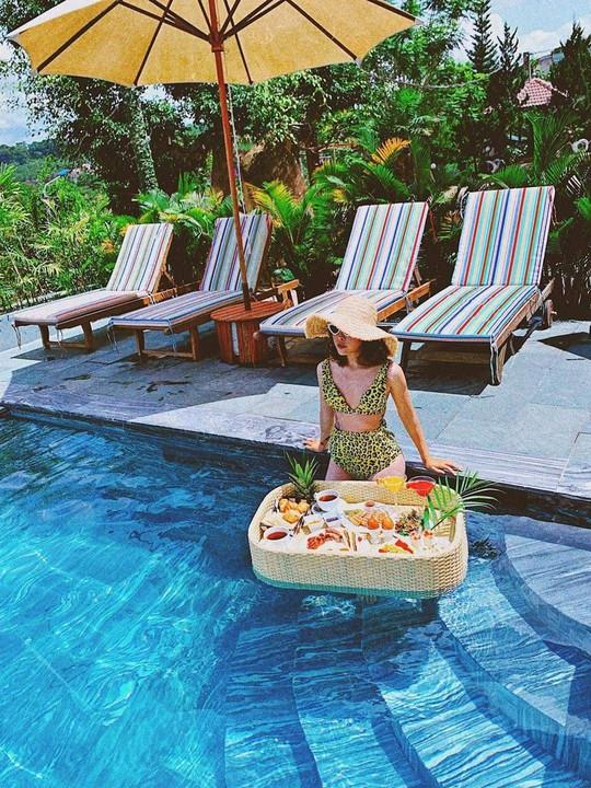 Khách sạn bong bóng trong suốt đẹp tựa Bali vừa xuất hiện ở Đà Lạt - Ảnh 9.