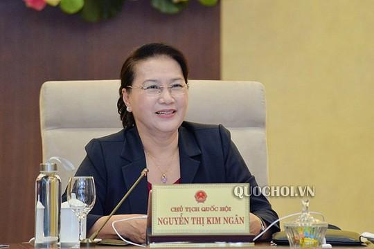 Chủ tịch QH: Phát huy kinh nghiệm xã hội hóa xây sân bay Vân Đồn trong đầu tư sân bay Long Thành - Ảnh 1.