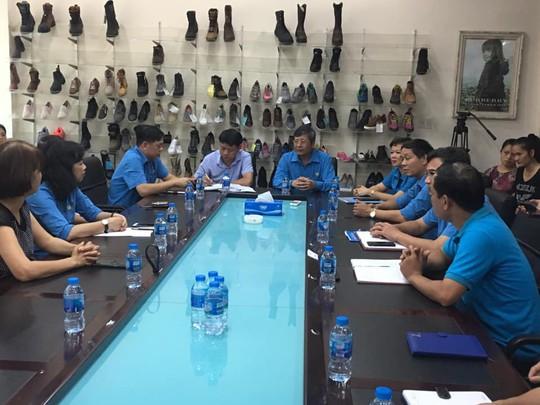 Đảm bảo quyền lợi công nhân Công ty TNHH Kai Yang Việt Nam - Ảnh 1.