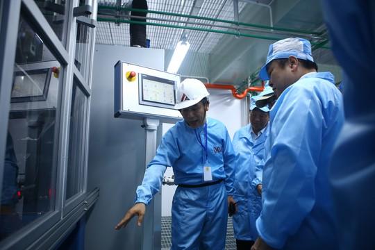 VNPT khánh thành nhà máy sản xuất sợi quang đầu tiên của khu vực Đông Nam Á - Ảnh 3.