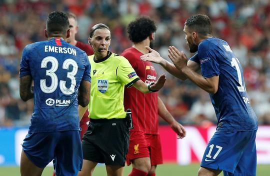Kép phụ Adrian tỏa sáng, Liverpool đoạt Siêu cúp châu Âu - Ảnh 4.
