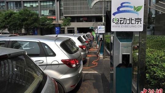 Giấc mơ xe chạy năng lượng mới ở Trung Quốc tan tành - Ảnh 1.