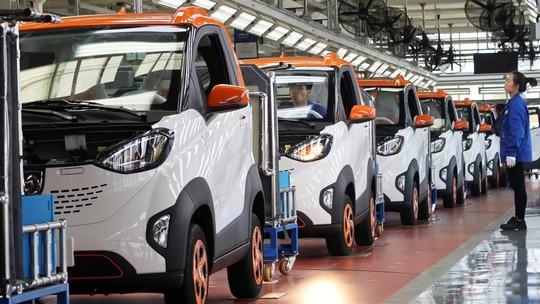 Giấc mơ xe chạy năng lượng mới ở Trung Quốc tan tành - Ảnh 2.