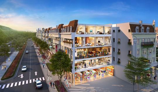"""Lý do khiến nhà đầu tư """"săn lùng"""" Shophouse Europe trong tháng 8 - Ảnh 1."""
