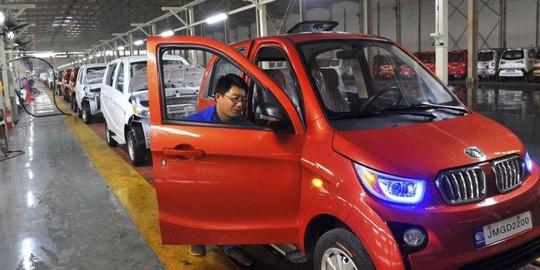 Giấc mơ xe chạy năng lượng mới ở Trung Quốc tan tành - Ảnh 11.