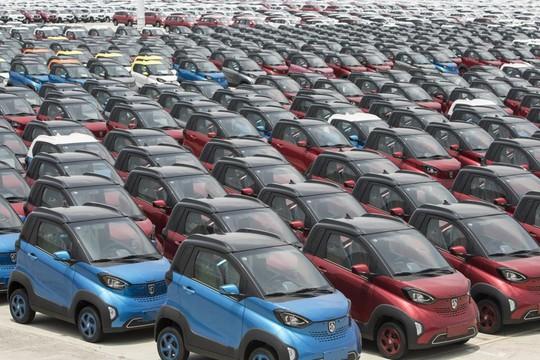 Giấc mơ xe chạy năng lượng mới ở Trung Quốc tan tành - Ảnh 12.