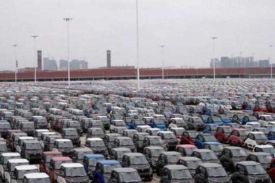 Giấc mơ xe chạy năng lượng mới ở Trung Quốc tan tành - Ảnh 17.