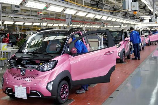 Giấc mơ xe chạy năng lượng mới ở Trung Quốc tan tành - Ảnh 5.