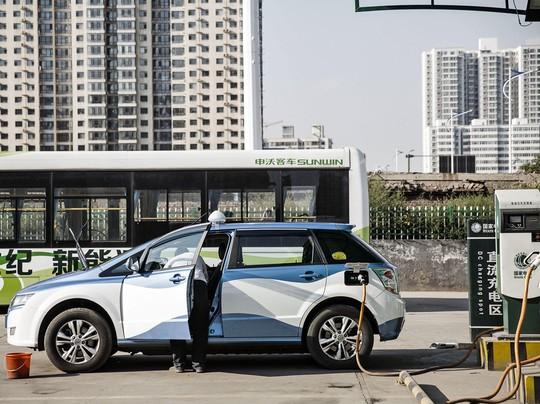 Giấc mơ xe chạy năng lượng mới ở Trung Quốc tan tành - Ảnh 6.