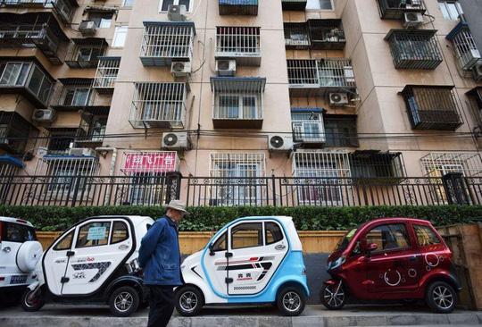 Giấc mơ xe chạy năng lượng mới ở Trung Quốc tan tành - Ảnh 9.