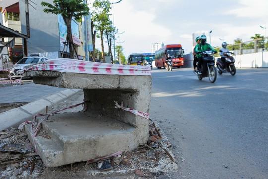 """Những """"chiếc bẫy"""" chết người rình rập trên đường Phạm Văn Đồng - Ảnh 7."""