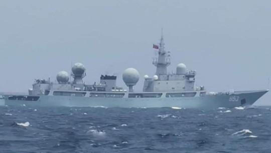 Trung Quốc lộ rõ tham vọng ở biển Đông - Ảnh 1.
