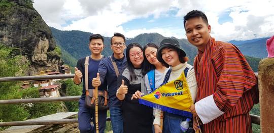 Vietravel độc quyền cung ứng vé bay Druk Air - Royal Bhutan Airlines tại Việt Nam - Ảnh 3.