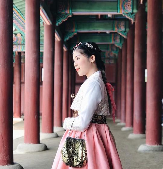 Cung điện nổi tiếng xứ Hàn trong ảnh check-in của hot girl, sao Việt - Ảnh 4.