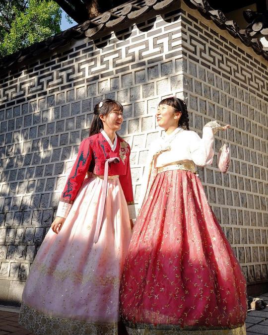 Cung điện nổi tiếng xứ Hàn trong ảnh check-in của hot girl, sao Việt - Ảnh 6.