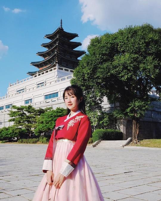 Cung điện nổi tiếng xứ Hàn trong ảnh check-in của hot girl, sao Việt - Ảnh 7.
