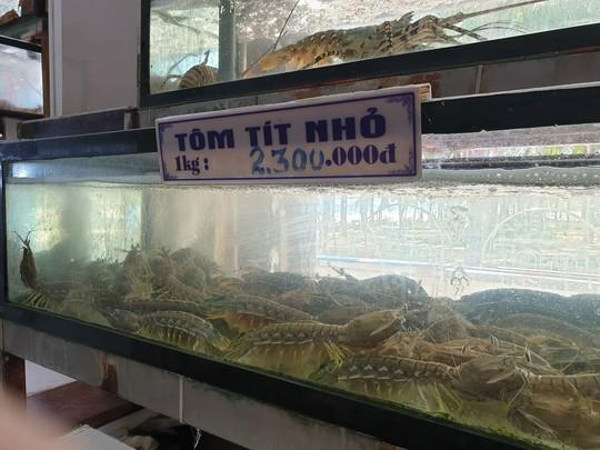 Nhà hàng ở Đà Nẵng lý giải hóa đơn bữa ăn hải sản 85 triệu đồng - Ảnh 4.