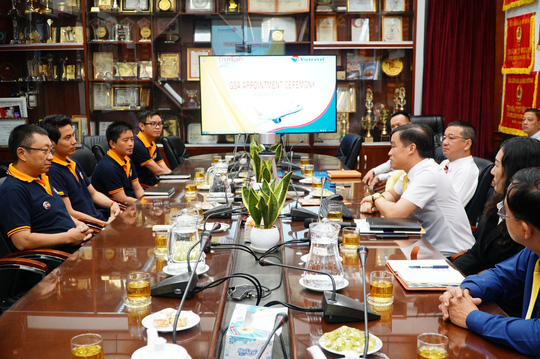 Vietravel độc quyền cung ứng vé bay Druk Air - Royal Bhutan Airlines tại Việt Nam - Ảnh 1.