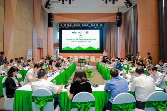 Cục Hàng Không Việt Nam: Đề nghị Bamboo Airways sớm bay thẳng tới Mỹ - Ảnh 1.