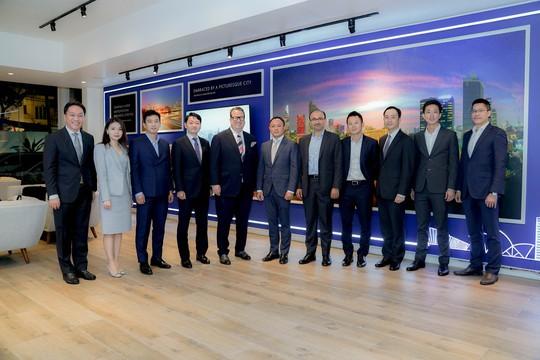 SonKim Land tiếp tục huy động thành công 121 triệu USD - Ảnh 3.