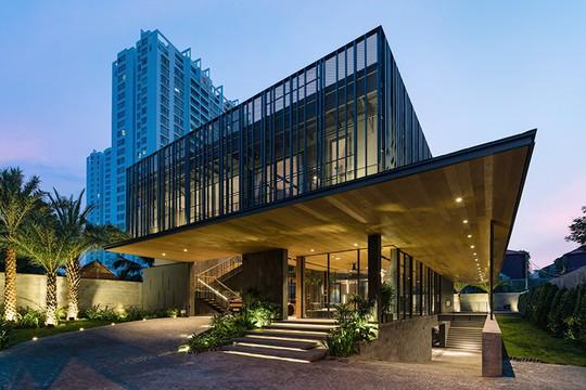 3 nhà Việt lọt top 50 nhà của năm trên website kiến trúc thế giới - Ảnh 1.