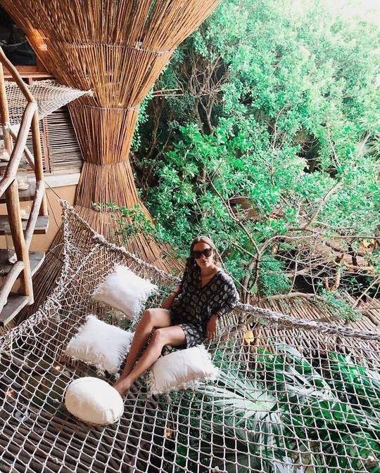 Khu nghỉ dưỡng cheo leo trên cây, cấm du khách dưới 18 tuổi - Ảnh 5.