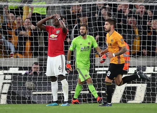 Paul Pogba đóng vai tội đồ, Man United mất thắng ở hang sói - Ảnh 9.