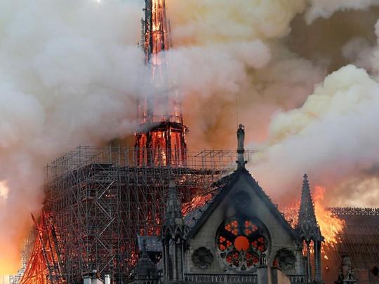 Kiến trúc sư Trung Quốc chiến thắng cuộc thi thiết kế nhà thờ Đức Bà Paris - Ảnh 1.