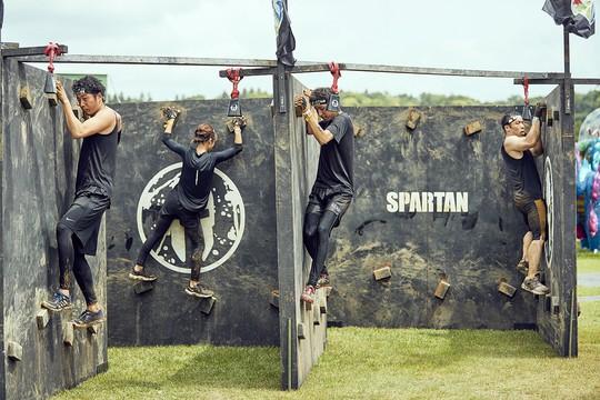Spartan Race lần đầu đến Việt Nam, thử thách những người dũng cảm - Ảnh 12.