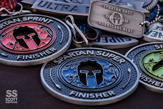Spartan Race lần đầu đến Việt Nam, thử thách những người dũng cảm - Ảnh 16.