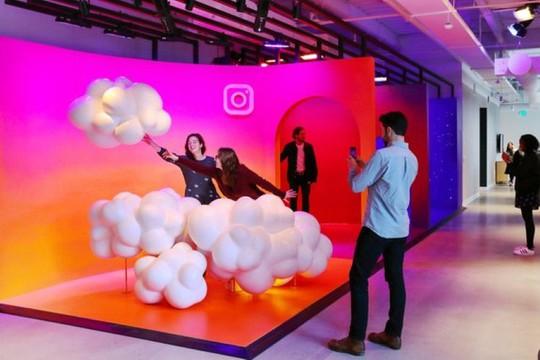 Đột nhập văn phòng làm việc toàn góc sống ảo của Instagram - Ảnh 10.
