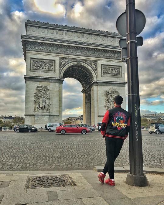 Bản sao cầu Vàng, tháp Eiffel ở Trung Quốc gây chú ý mạng - Ảnh 6.